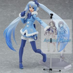 Фигма Snow Miku: Fluffy Coat